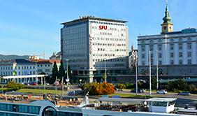Über SFU Linz